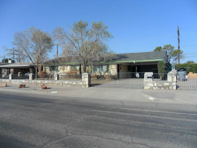 2505 Catnip Street, El Paso, TX 79925 (MLS #833943) :: The Matt Rice Group