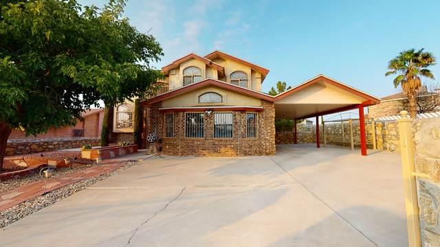 12005 Van Gogh Drive, El Paso, TX 79936 (MLS #833954) :: Mario Ayala Real Estate Group