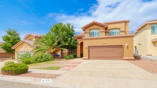 6333 Franklin Ridge Drive, El Paso, TX 79912 (MLS #833959) :: The Matt Rice Group