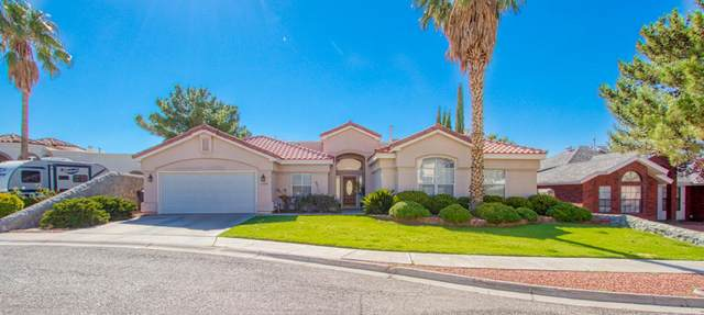 1385 Copper Ridge Drive, El Paso, TX 79912 (MLS #833960) :: Preferred Closing Specialists