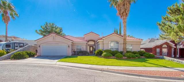 1385 Copper Ridge Drive, El Paso, TX 79912 (MLS #833960) :: Jackie Stevens Real Estate Group brokered by eXp Realty