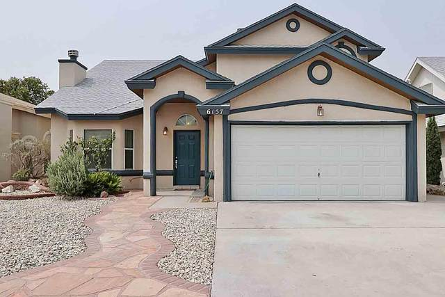 6157 Cloudy Sky Drive, El Paso, TX 79932 (MLS #833981) :: Jackie Stevens Real Estate Group brokered by eXp Realty