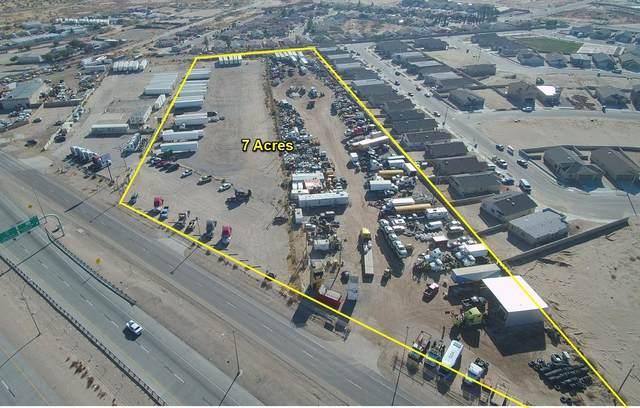 11152 Gateway Blvd E, El Paso, TX 79927 (MLS #833989) :: The Matt Rice Group
