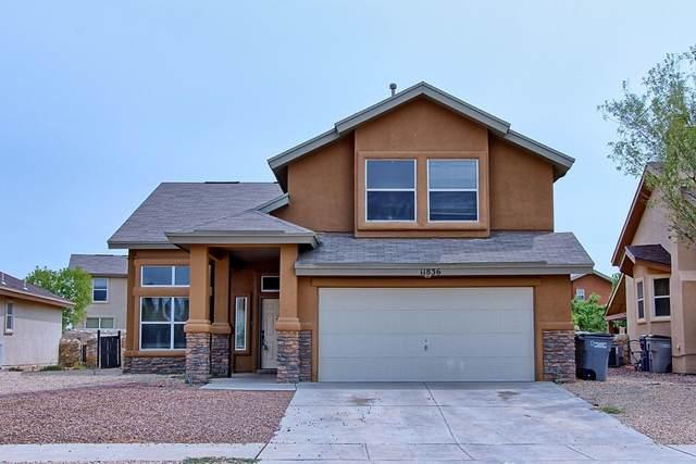 11836 Mesquite Lake Lane, El Paso, TX 79934 (MLS #833997) :: The Purple House Real Estate Group