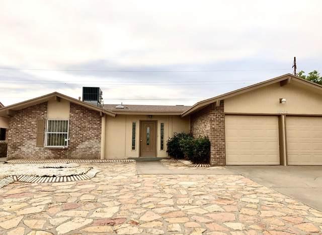 10745 Fort Worth Street, El Paso, TX 79924 (MLS #834007) :: Jackie Stevens Real Estate Group brokered by eXp Realty