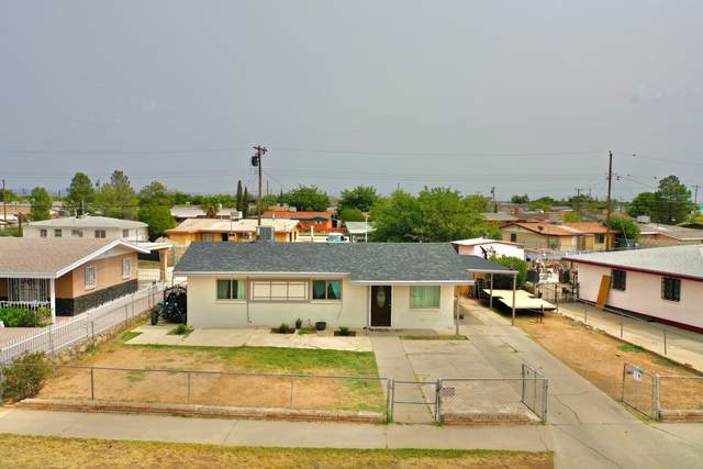10324 Newport Drive, El Paso, TX 79924 (MLS #834011) :: Mario Ayala Real Estate Group