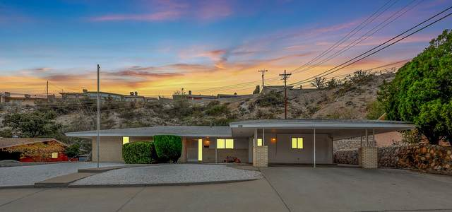 4241 Canterbury Drive, El Paso, TX 79902 (MLS #834023) :: Preferred Closing Specialists