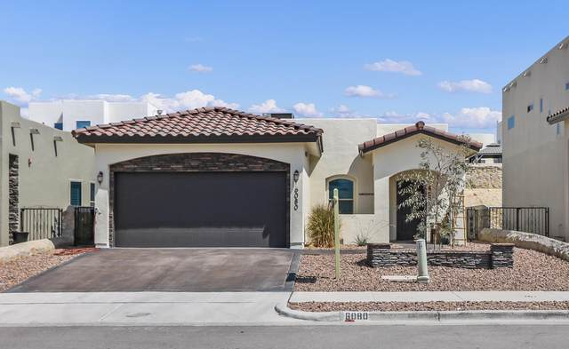6080 Rivet Place, El Paso, TX 79932 (MLS #834032) :: Mario Ayala Real Estate Group