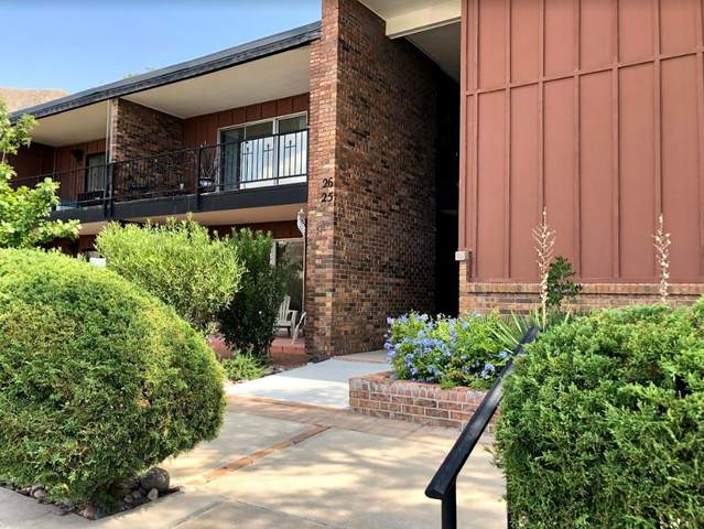 4800 N Stanton Street #26, El Paso, TX 79902 (MLS #834034) :: Jackie Stevens Real Estate Group brokered by eXp Realty