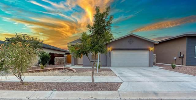 6453 Tama Street, El Paso, TX 79932 (MLS #834037) :: The Matt Rice Group
