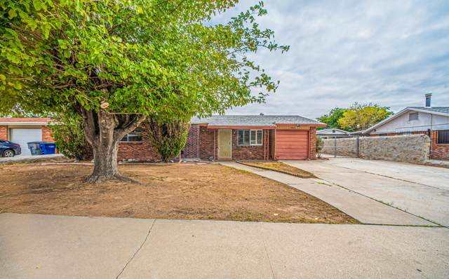 5814 Galaxie Drive, El Paso, TX 79924 (MLS #834049) :: Preferred Closing Specialists