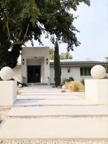 701 Woodland Avenue, El Paso, TX 79922 (MLS #834056) :: Mario Ayala Real Estate Group