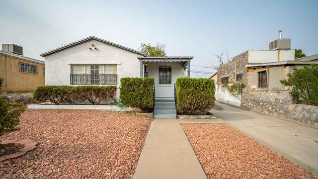 3905 Monroe Avenue, El Paso, TX 79930 (MLS #834058) :: Preferred Closing Specialists