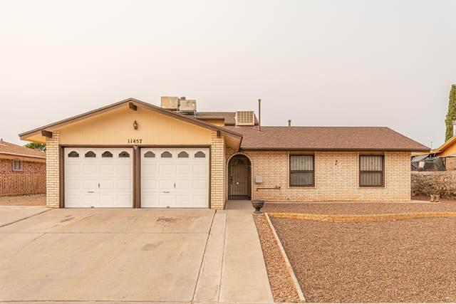 11457 Rex Baxter Drive, El Paso, TX 79936 (MLS #834071) :: Preferred Closing Specialists
