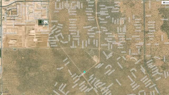 0 Hattieville, El Paso, TX 79938 (MLS #834073) :: The Matt Rice Group