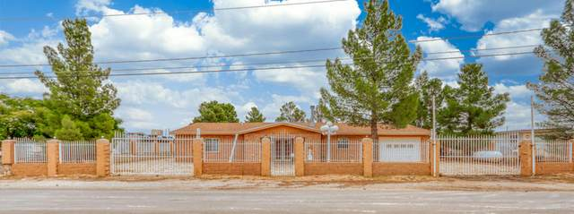508 Agua Rica, El Paso, TX 79928 (MLS #834076) :: The Purple House Real Estate Group