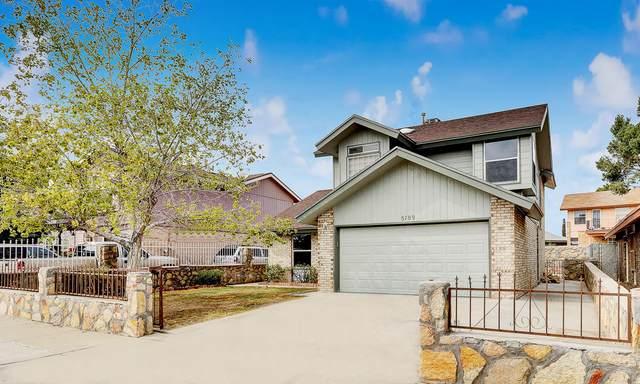 5709 Hank Aaron Drive, El Paso, TX 79934 (MLS #834078) :: Mario Ayala Real Estate Group