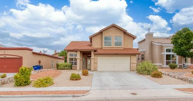 1478 Senda Del Sol Lane, El Paso, TX 79911 (MLS #834088) :: Mario Ayala Real Estate Group