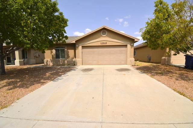 12419 Sombra Grande Drive, El Paso, TX 79938 (MLS #834102) :: Mario Ayala Real Estate Group