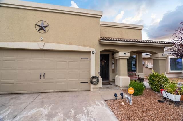 4945 Marcella Santillana, El Paso, TX 79938 (MLS #834113) :: The Matt Rice Group