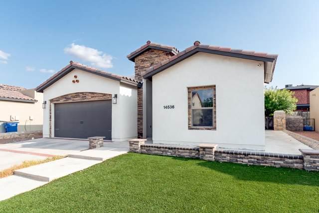 14536 Alton Oaks, El Paso, TX 79938 (MLS #834125) :: The Matt Rice Group