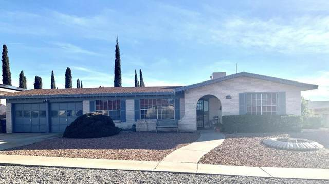 6612 La Cadena Drive, El Paso, TX 79912 (MLS #834139) :: The Matt Rice Group