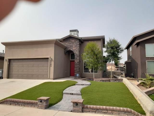 7145 Red Man Drive, El Paso, TX 79934 (MLS #834140) :: Jackie Stevens Real Estate Group brokered by eXp Realty