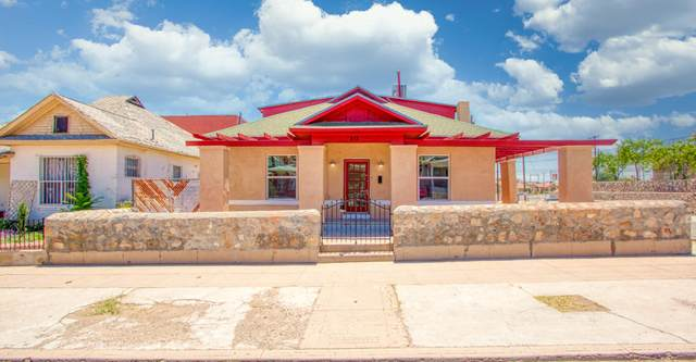 812 Mundy Drive, El Paso, TX 79902 (MLS #834146) :: Jackie Stevens Real Estate Group brokered by eXp Realty