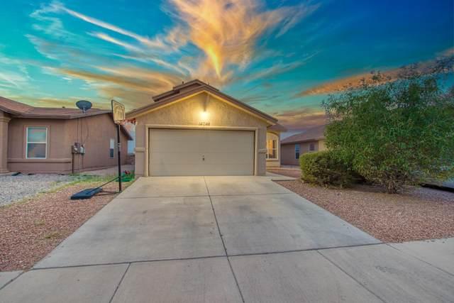 14048 Volcanic Rock Drive, El Paso, TX 79938 (MLS #834148) :: The Matt Rice Group