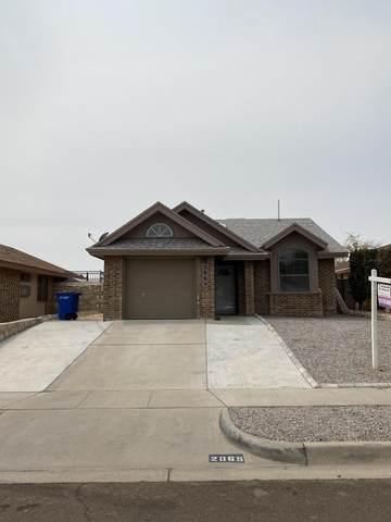 2065 Lyman Dutton Circle, El Paso, TX 79936 (MLS #834150) :: The Matt Rice Group