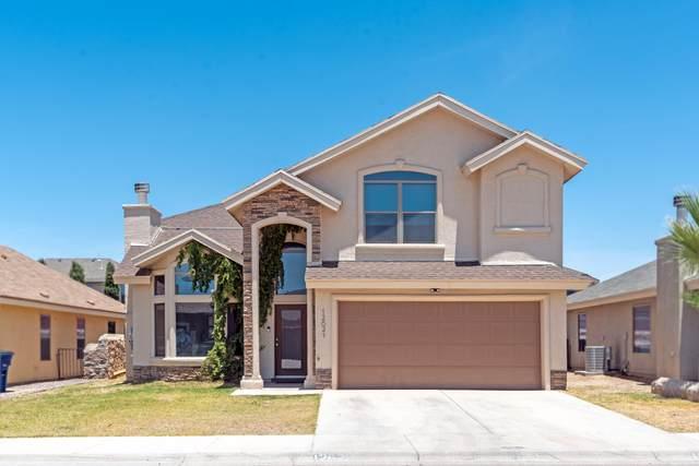 12621 Paseo Rosannie Avenue, El Paso, TX 79928 (MLS #834151) :: The Matt Rice Group