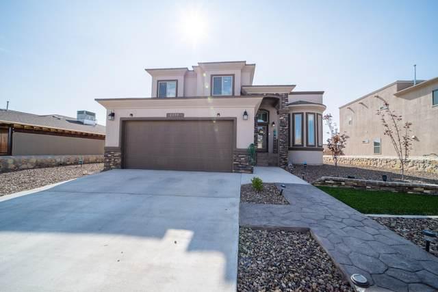 2159 Enchanted Sun Lane, El Paso, TX 79911 (MLS #834155) :: The Matt Rice Group