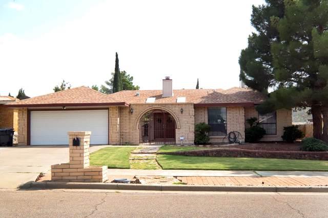 11612 Tony Tejeda Drive Drive, El Paso, TX 79936 (MLS #834158) :: Preferred Closing Specialists