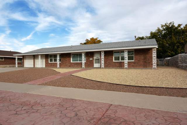 3016 Killarney Street, El Paso, TX 79925 (MLS #834166) :: Preferred Closing Specialists