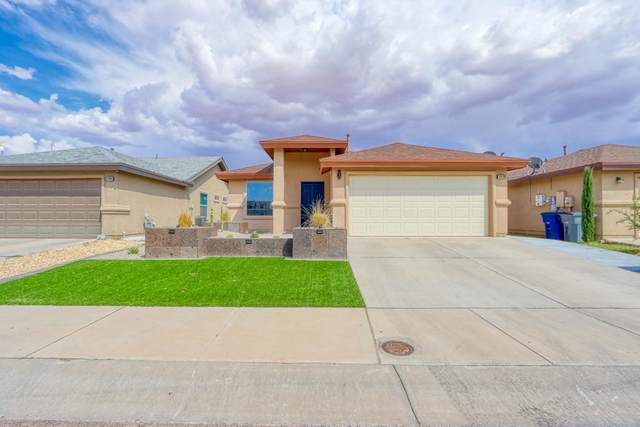12976 Hueco Cave Drive, El Paso, TX 79938 (MLS #834167) :: Jackie Stevens Real Estate Group brokered by eXp Realty