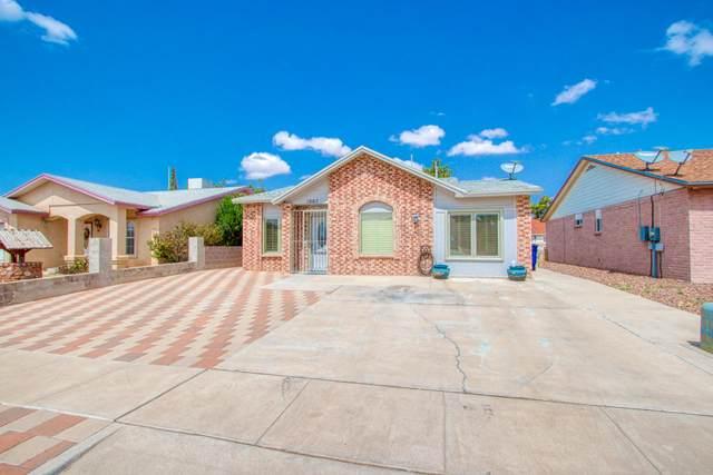 12167 Yvonne Richardson Avenue, El Paso, TX 79936 (MLS #834170) :: Jackie Stevens Real Estate Group brokered by eXp Realty
