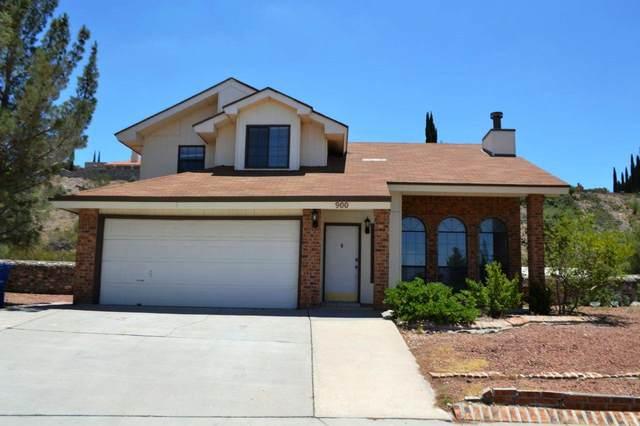 900 Mark Wallace Lane, El Paso, TX 79912 (MLS #834172) :: Preferred Closing Specialists