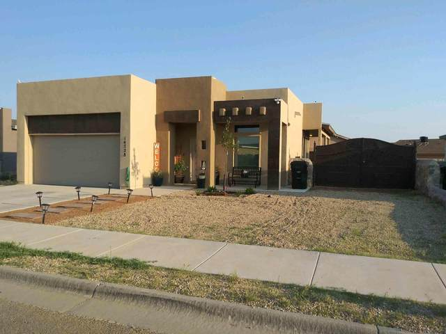14728 Cactus Crossing Drive, Horizon City, TX 79928 (MLS #834173) :: The Matt Rice Group