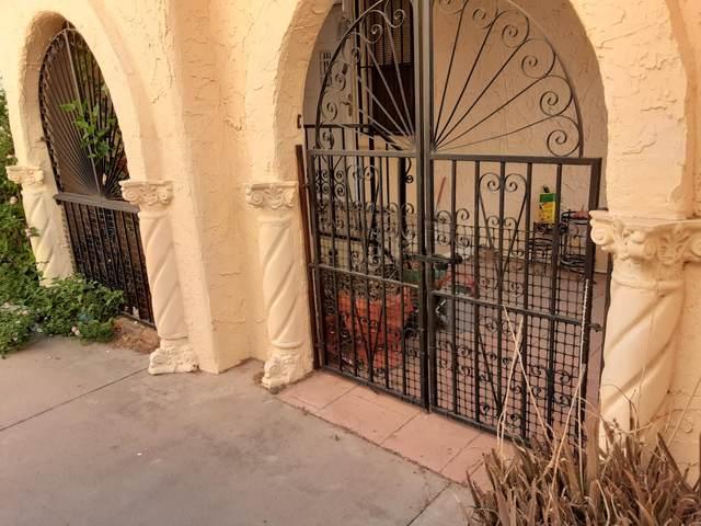 10613 Springwood Drive C, El Paso, TX 79935 (MLS #834174) :: The Matt Rice Group