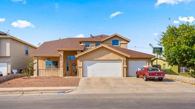 8021 Meraz Avenue, El Paso, TX 79907 (MLS #834180) :: The Matt Rice Group