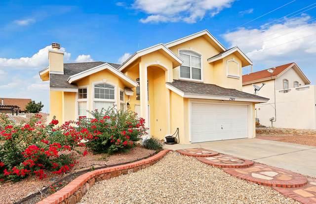 7983 Starry Night Drive, El Paso, TX 79932 (MLS #834181) :: Mario Ayala Real Estate Group