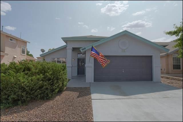 668 Milton Henry Avenue, El Paso, TX 79932 (MLS #834184) :: The Matt Rice Group