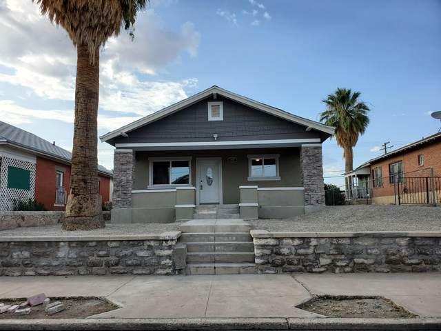 3413 Hueco Avenue, El Paso, TX 79903 (MLS #834192) :: The Matt Rice Group