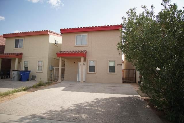 11028 Splendor Court, El Paso, TX 79936 (MLS #834193) :: The Matt Rice Group