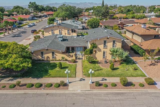9901 Fenway Drive, El Paso, TX 79925 (MLS #834198) :: Jackie Stevens Real Estate Group brokered by eXp Realty