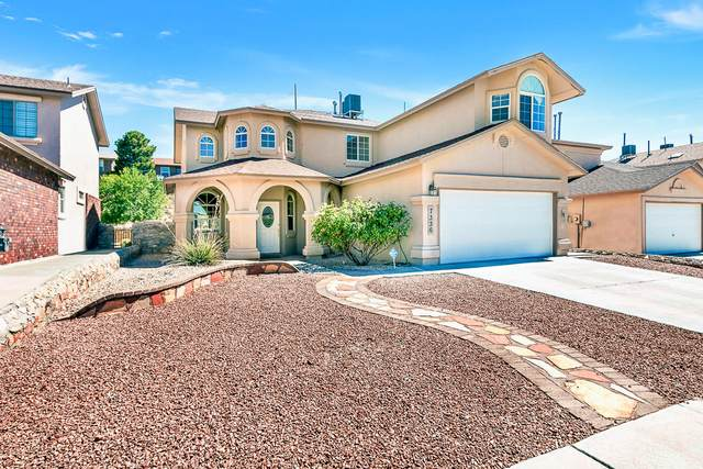 7336 Prickley Pear Drive, El Paso, TX 79912 (MLS #834202) :: Jackie Stevens Real Estate Group brokered by eXp Realty