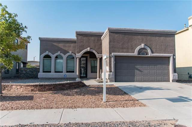 14381 Early Morn Avenue, El Paso, TX 79938 (MLS #834207) :: The Matt Rice Group