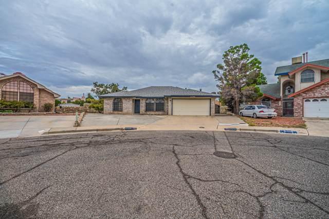 11536 Pebble Hills Boulevard, El Paso, TX 79936 (MLS #834208) :: The Matt Rice Group