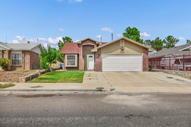 11765 Charter Park Avenue, El Paso, TX 79936 (MLS #834214) :: The Matt Rice Group