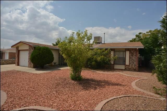 10413 Centaur Drive, El Paso, TX 79924 (MLS #834222) :: Mario Ayala Real Estate Group